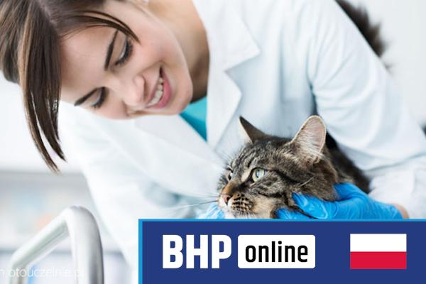 Szkolenie okresowe BHP dla  Asystentów i techników weterynaryjnych