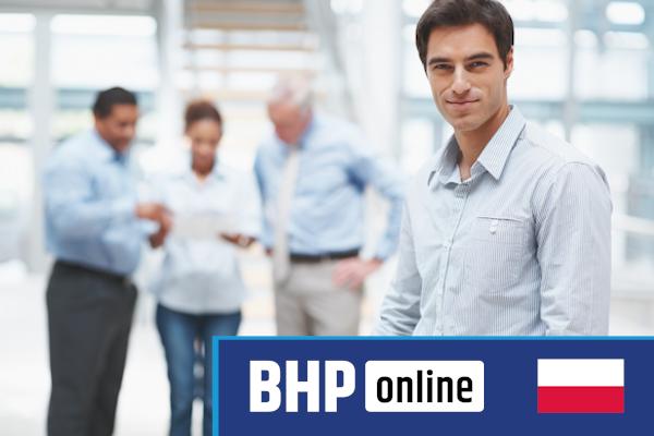 Szkolenie okresowe BHP dla  Przedstawicieli handlowych